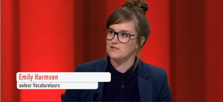 Tv-debuut: met Vacatureluurs op RTL Z!